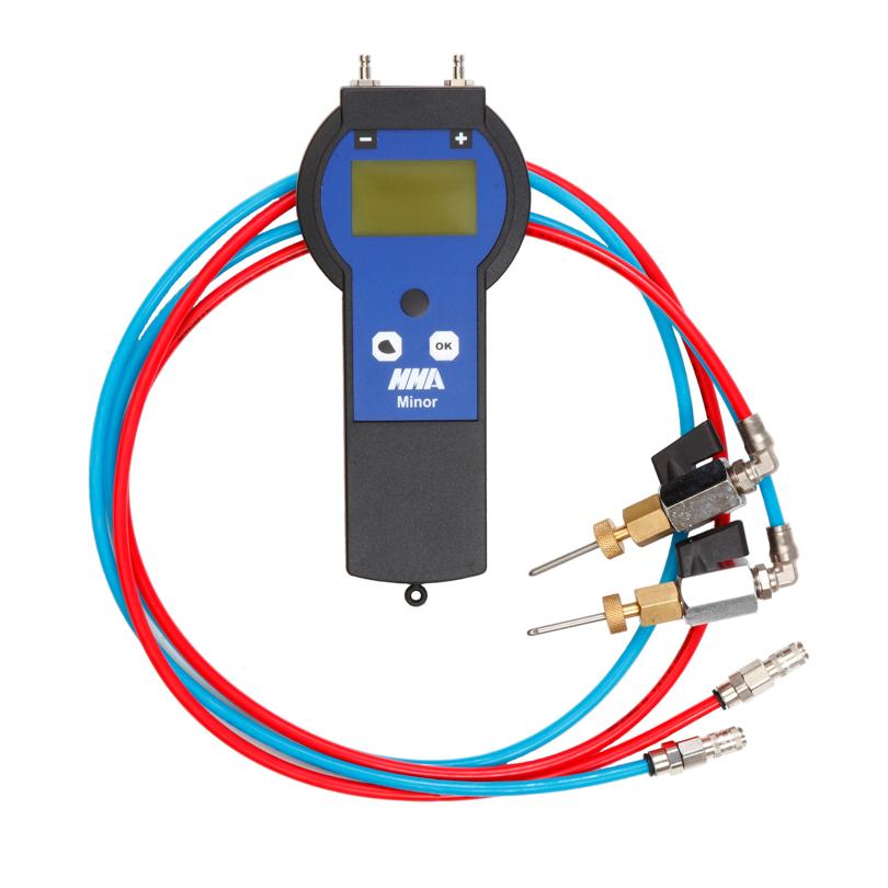 Measuring device Minor