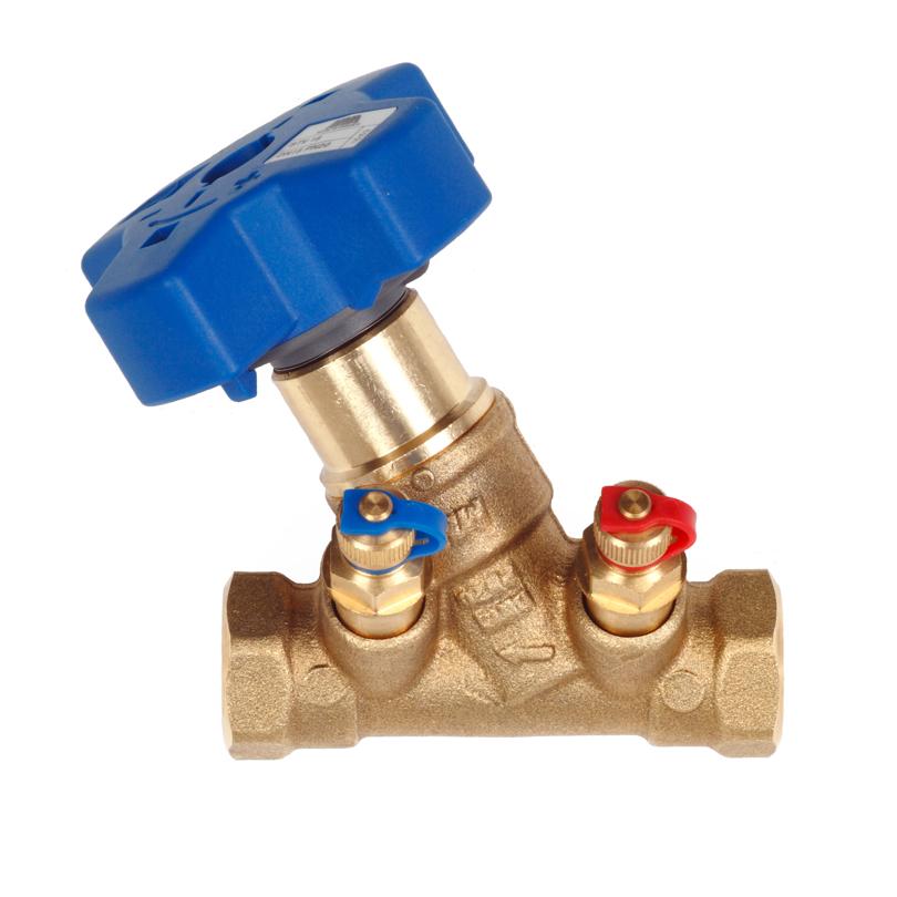 Balancing valve STV internal threading