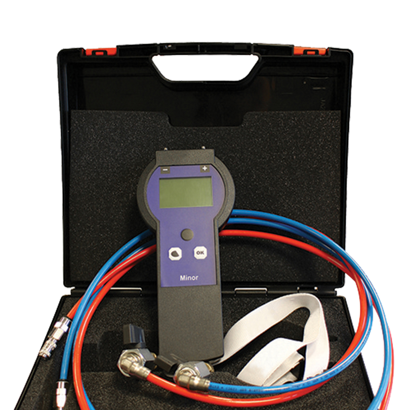 Flow and dP Measuring Equipment