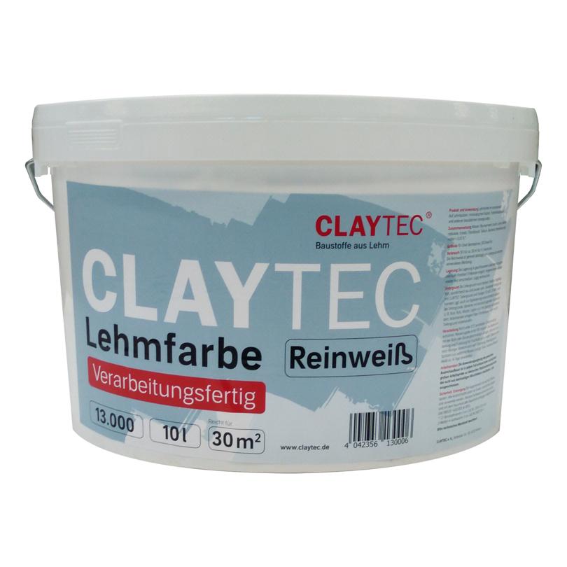eco clay Lehmfarbe