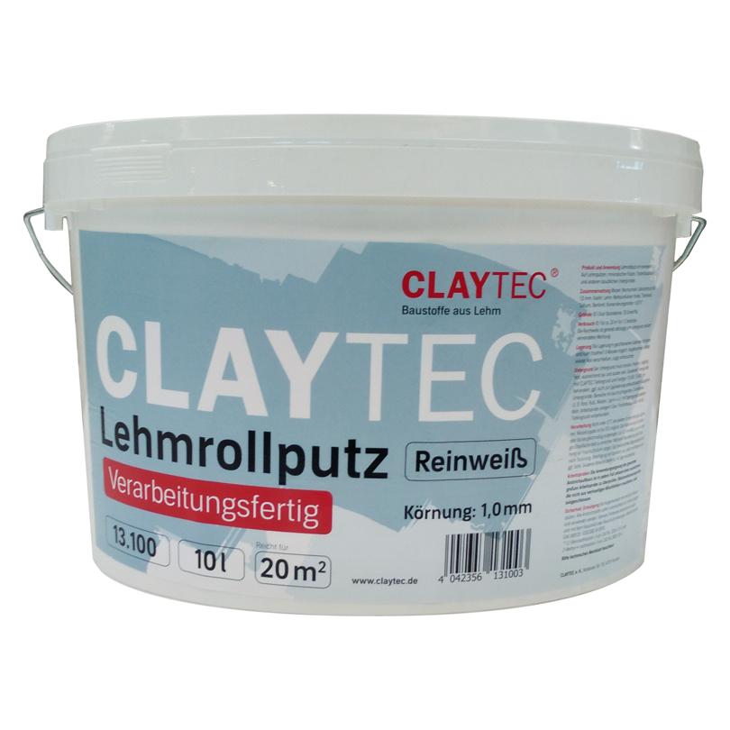 eco clay plaster
