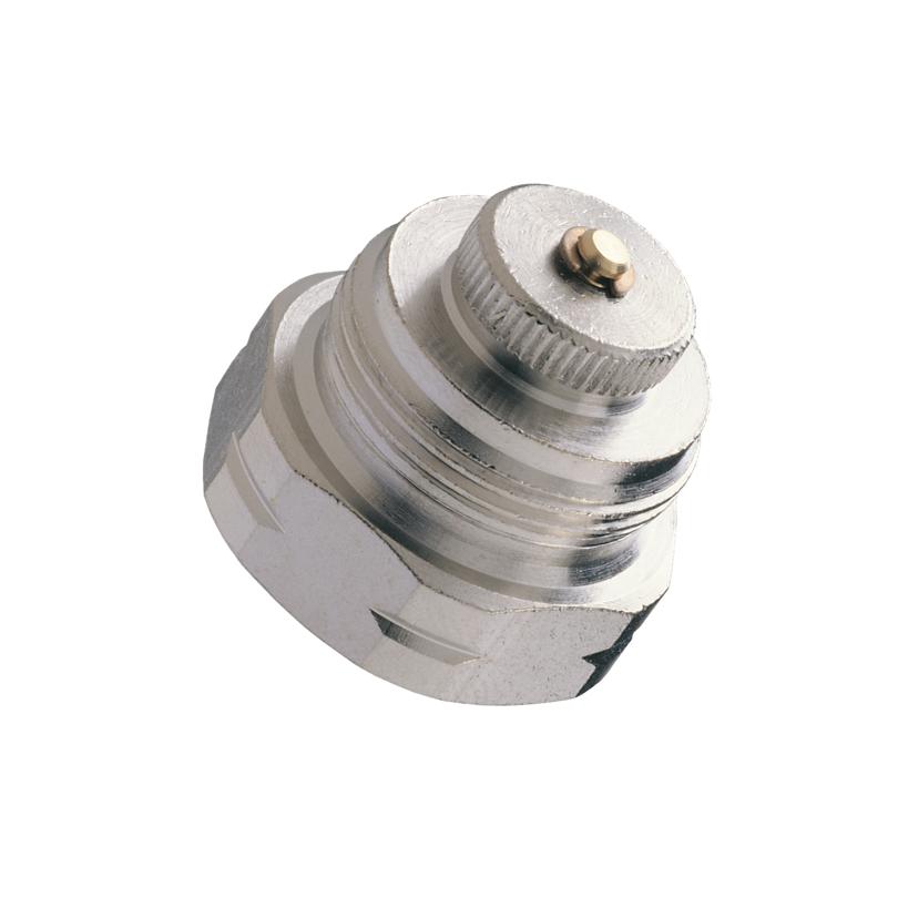 Ventiladapter for termostatregulering