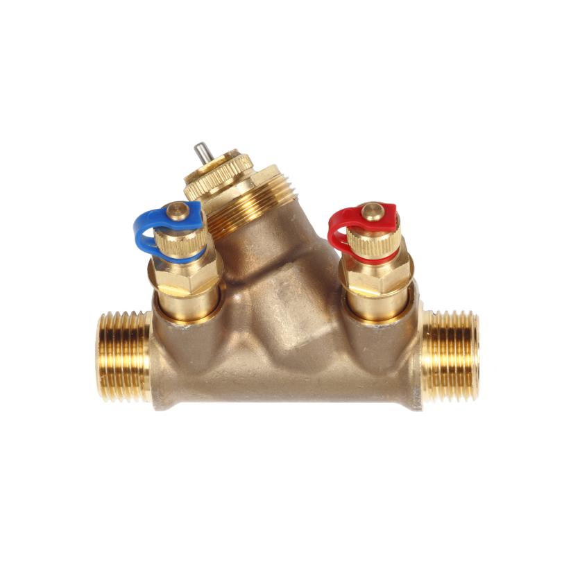 Terminal valve STVT