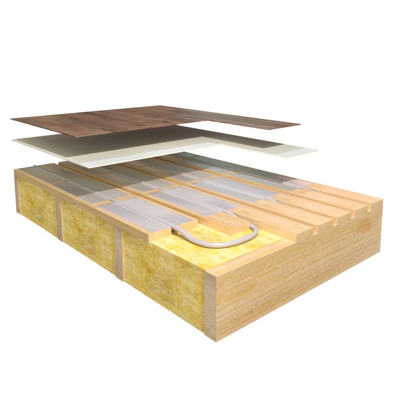 Dry System Floor AluJet