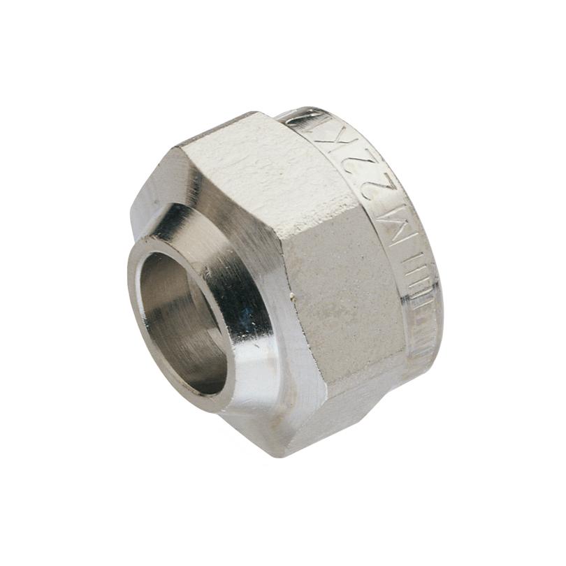 Håndkletørker ventil kobling M22