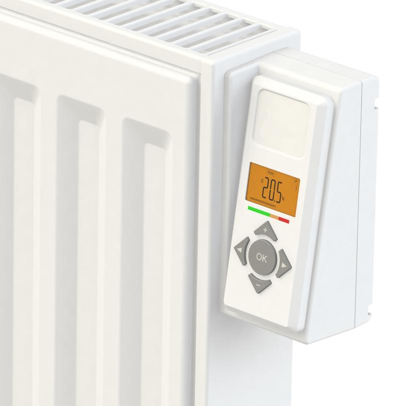 Tilbehør el-radiatorer