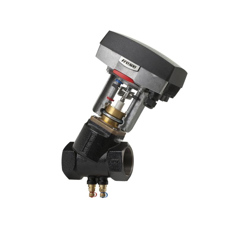 Ventilmotor VAFT for TOV DN 40-50