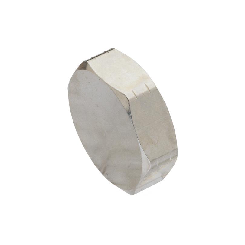 Täcklock L22  inkl. O-ring