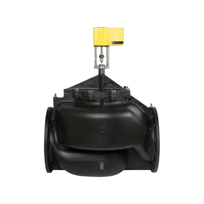 Dynamic control valve TOV Flanged
