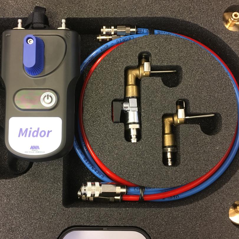 Measuring device Midor