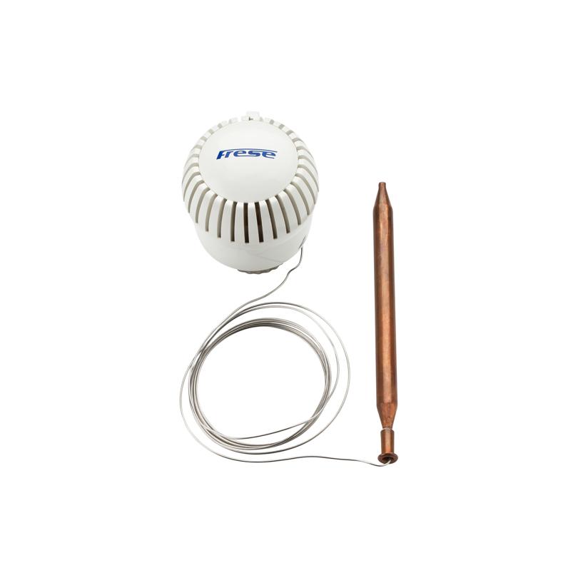 Thermostat TOV with remote sensor