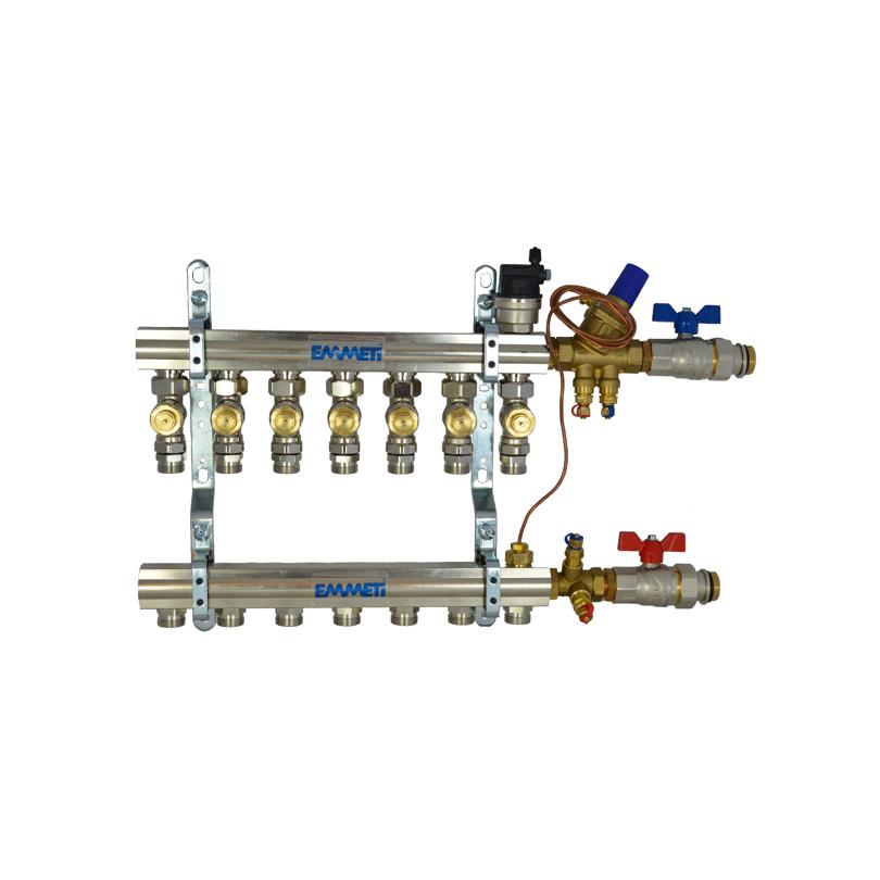 Prefabricerade fördelarskåp