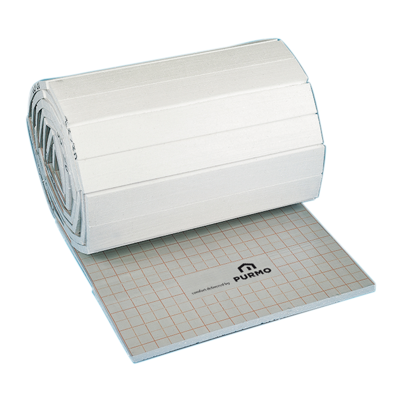Rolljet warmte en contactgeluid isolatierol DES (EPST)