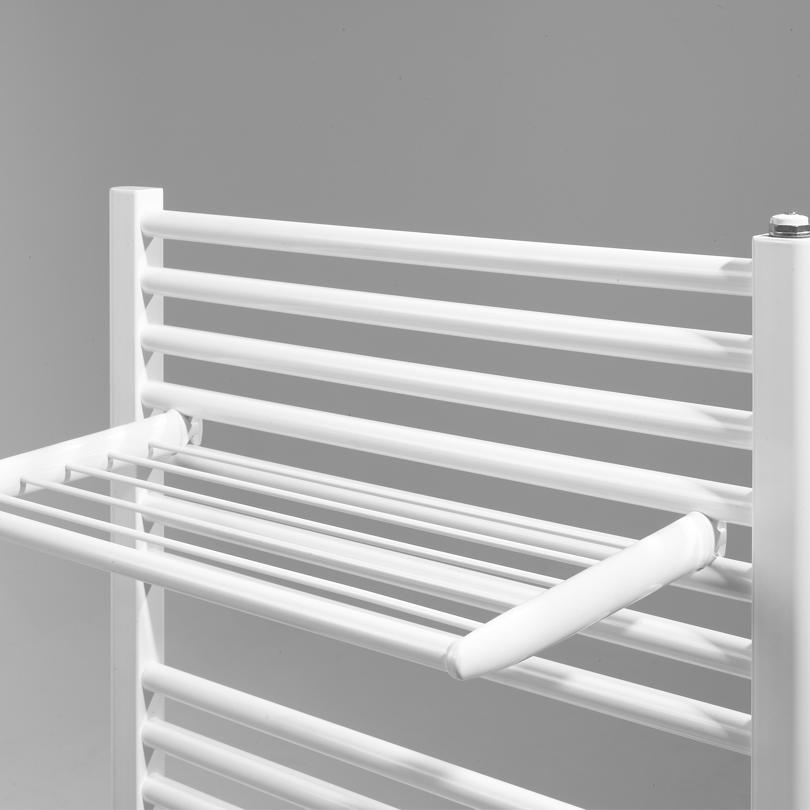 Tablette grille 470 mm - tubes ronds
