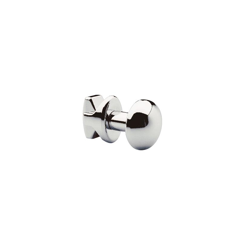 ronde knop (2) - ronde buizen