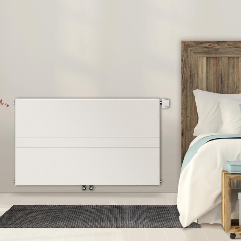 Lage temperatuur radiator