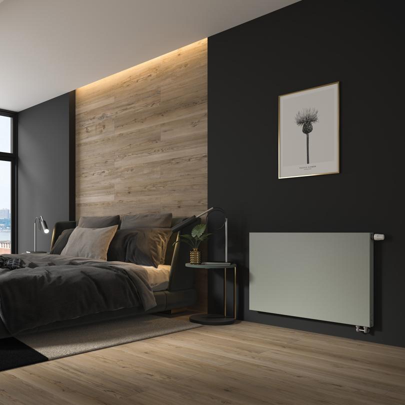 Horizontale radiator