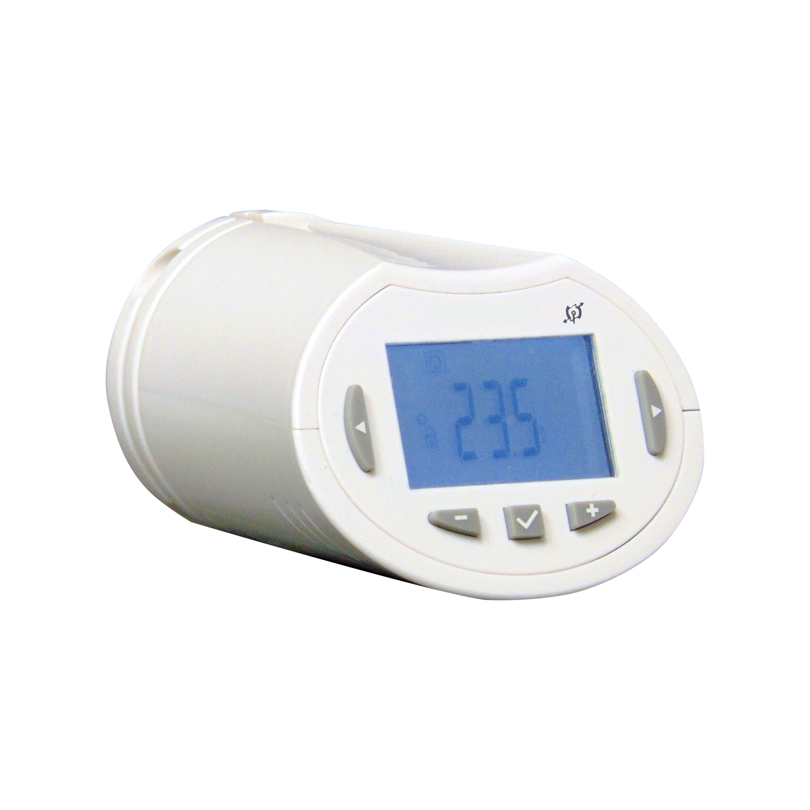 Touch E3 - tête thermostatique LCD