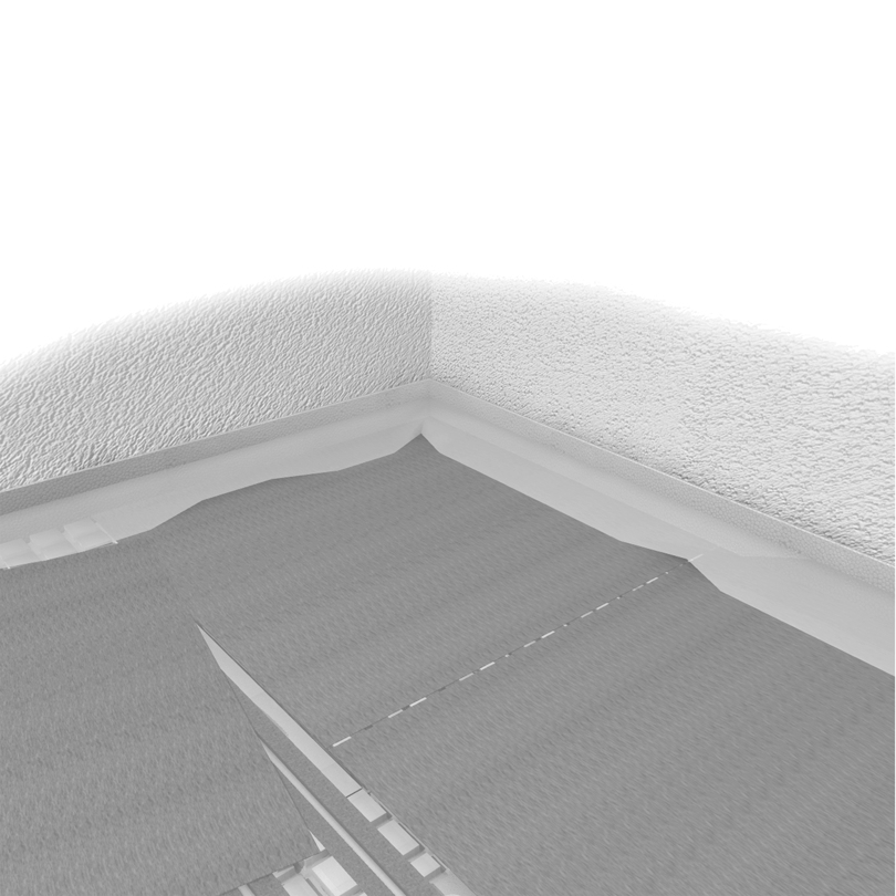PE-afdekfolie 0,20 mm