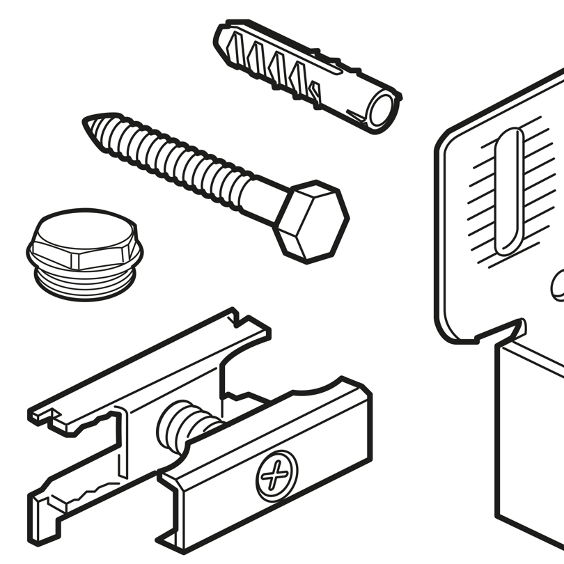 Accessoires design radiatoren