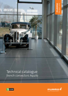 Technical catalogue - Aquilo convectors