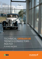 Technical catalogue - Aquilo trench convectors (08.2015)