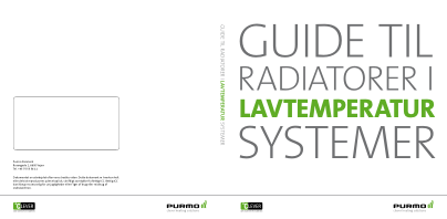 Guide til radiatorer i lavtemperatursystemer
