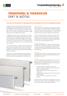 DS - Thermopanel & ThermoCon