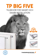 Thermopanel Big Five tillbehör